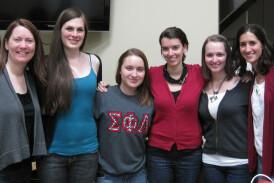Vanderbilt chapter visit